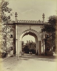 Nawab Gate (City), [Rampur]
